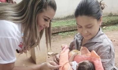 """Marly Figueredo En Medio De Su """"recorrido Político"""" Realizó Un Reflexivo Escrito"""