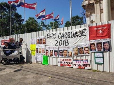 "Voto nulo contra ""carruajes"""