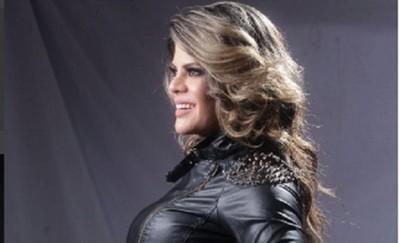 Simone Villar se negó a posar para una campaña política