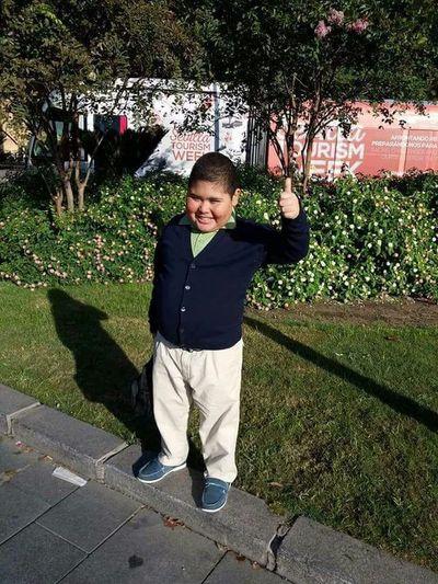 Rubén Darío, el pequeño escritor paraguayo de 11 años falleció en España