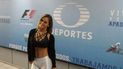 Gabi Wolscham en Televisa