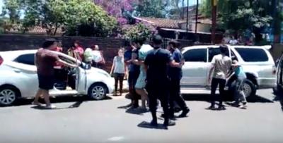 VIDEO| Hermanos de exmiss detenidos: hallan droga en vehículo de uno de ellos