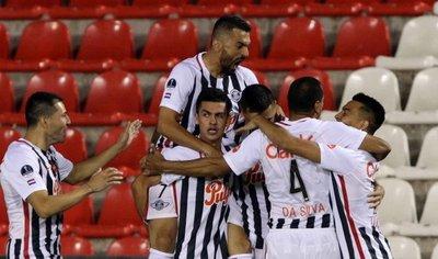 Libertad marca la mínima en semis de la Sudamericana pero sueña con la final