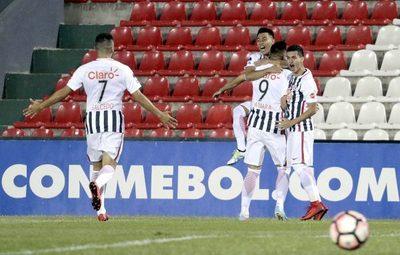 Libertad quedó a 90 minutos de la gran final de la Sudamericana
