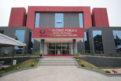 Ministerio Público inaugura sede Regional en Pedro Juan Caballero