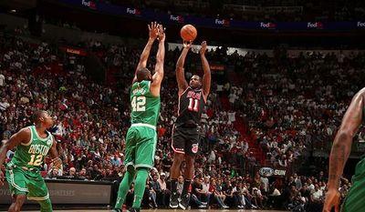 Los Heat acaban con racha triunfal de Celtics