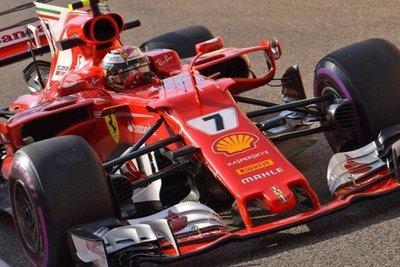 Vettel fue el más rápido en pruebas de Abu Dabi