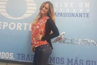 Gabi Wolscham se afianza en México y hasta habló de su gallina Ramona