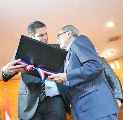 Falleció histórico jugador paraguayo
