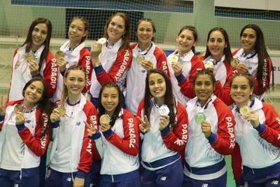 Paraguay finaliza juegos bolivarianos con 30 medallas