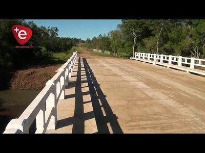 MILLONARIA INVERSION EN CONSTRUCCION DE PUENTE