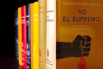 """RAE lanzará edición conmemorativa de """"Yo el Supremo"""""""