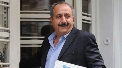 Nakis, preso por vínculos con barra de Independiente