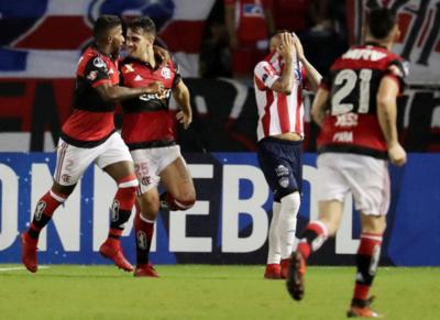 Flamengo acaba con la ilusión colombiana