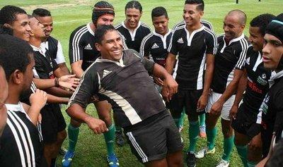 El rugby libera mentes y transforma a cientos de reos en Venezuela