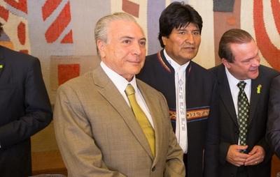 Presidentes de Bolivia y Brasil formalizarán acuerdo para ferrocarril bioceánico