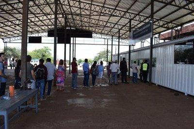 Implementan nuevos controles en frontera argentina