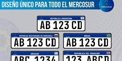 COMPROMISO DE PARAGUAY PARA IMPLEMENTAR PATENTE MERCOSUR DURANTE EL 2018