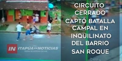 VECINOS INADAPTADOS CAUSAN DISTURBIOS Y NADIE HACE NADA