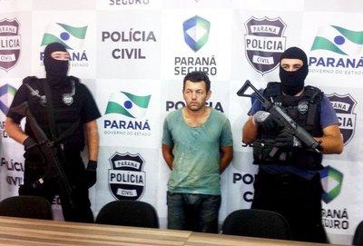 Justicia pide que acusado de asesinar a Medina sea juzgado en Brasil