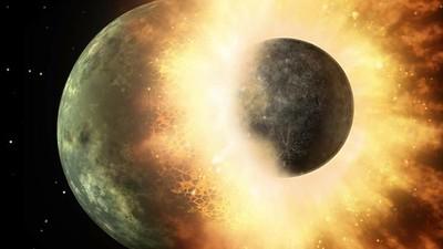 La Tierra se tragó a otros planetas, sostienen científicos