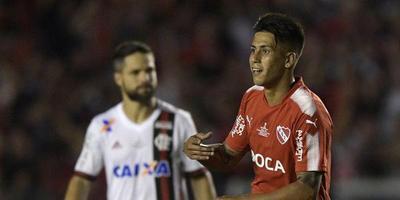 Independiente se lleva la primera final de la Sudamericana