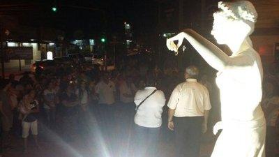 Caaguazú: Piden más presencia policial en las calles