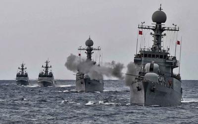 EE.UU, Corea del Sur y Japón realizaron ejercicios conjuntos antimisiles