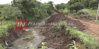 OBRAS VIALES NO PARAN EN TOMÁS ROMERO PEREIRA