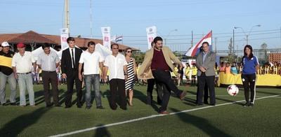 Se inauguró la Liga de Desarrollo Sudamericana de Fútbol Femenino