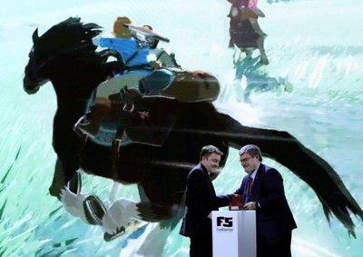 The Legend of Zelda, con otro premio al mejor videojuego