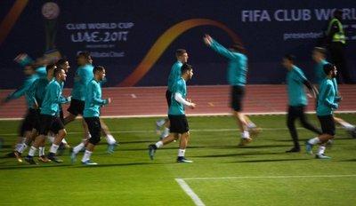 Real Madrid inicia Mundial de Clubes