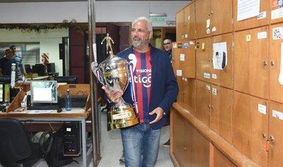 Mantener el plantel y dar pelea por la Libertadores, el objetivo en Cerro