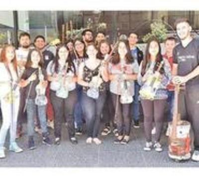 La Orquesta de Cateura deleitará con su música a Singapur
