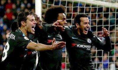 Chelsea se reencuentra con el triunfo y alcanza el segundo puesto