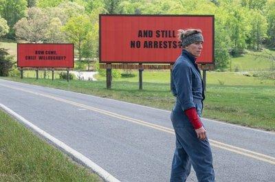 """Three Billboards Outside Ebbing, Missouri"" lidera nominaciones SAG"