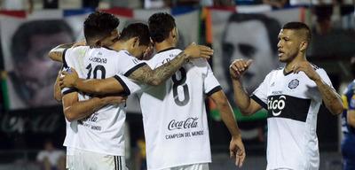 Olimpia será el primero en debutar en la Libertadores