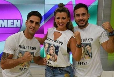 """Marly Figueredo Es La Segunda Finalista Del """"Baila Conmigo Paraguay"""""""