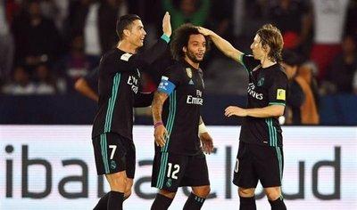 El Real Madrid empezó a preparar final ante Gremio
