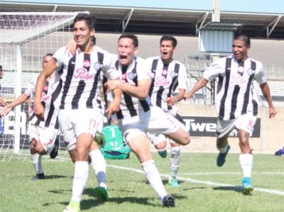 Libertad se proclamó campeón absoluto en la Sub 19