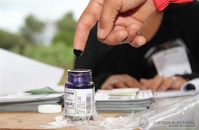 Restricciones electorales están vigentes para las internas del domingo