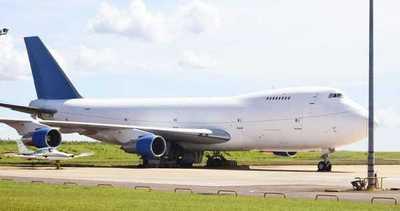 Luego de 10 años francés recuperará su Boeing 747