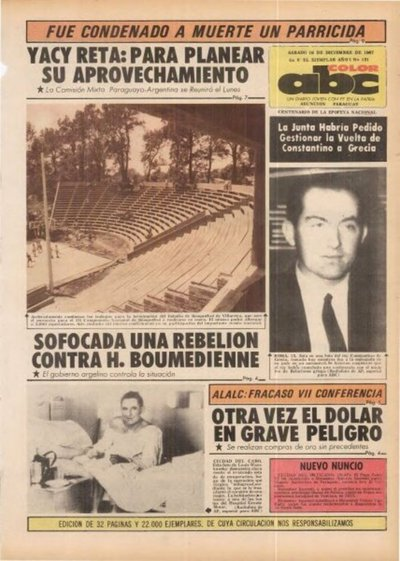 16 de diciembre de 1967