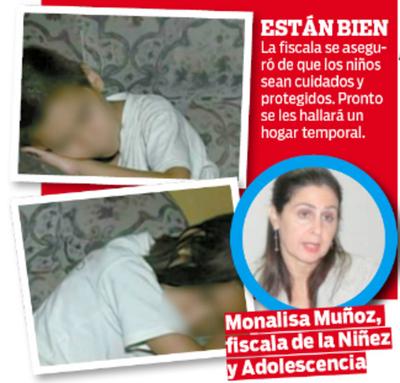 Mujer que abandonó a sus hijos ya fue identificada
