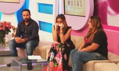 Sorprendieron a Liliana Álvarez por su cumpleaños