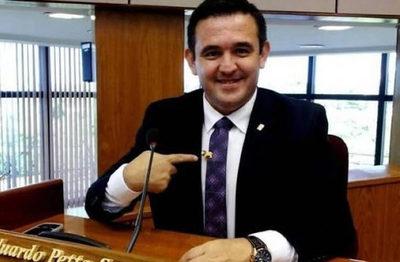 Asignan al senador Eduardo Petta como nuevo representante del Senado ante el JEM