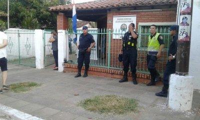 Más incidentes en Areguá previo a elecciones