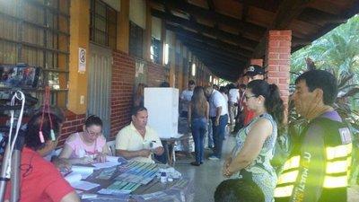 Alto Paraná: 400.000 electores podrán sufragar
