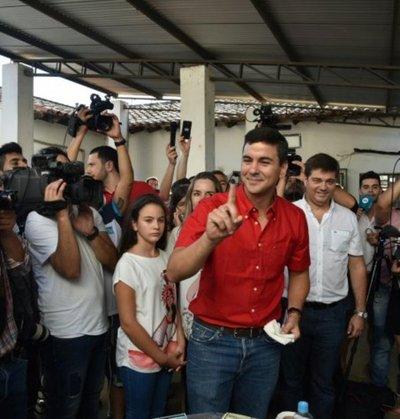 Peña: Vamos a hacer grande otra vez al Paraguay