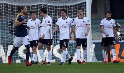 Milan agudiza su crisis